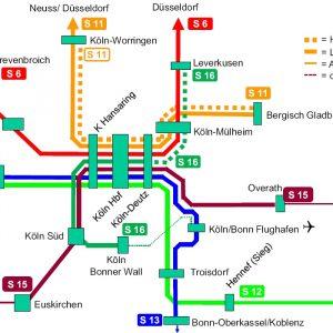 Entwicklungsperspektive S-Bahn 2030