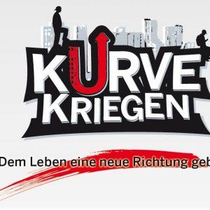 """Logo des Projekts """"Kurve kriegen"""""""