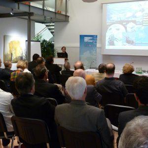 Veranstaltung der Friedrich-Ebert-Stiftung auf Schloß Paffendorf