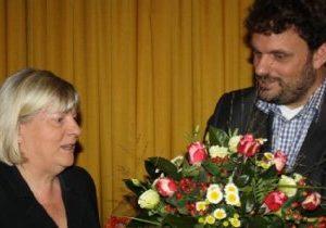 Helga Kühn Mengel und Guido van den Berg
