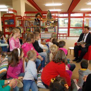 Vorlesetag in Stadtbibliothek Elsdorf