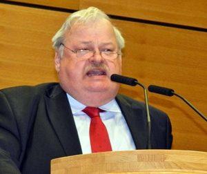Guntram Schneider beim Politischen Ascherdonnerstag 2013 in Pulheim