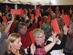 Über 260 Mitglieder auf dem Kreisparteitag