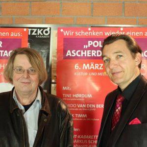 """""""Kabarett-Köbes"""" Christian Bechmann und Markus Schimpp"""