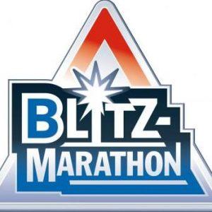"Logo des ""Blitzmarathon"""