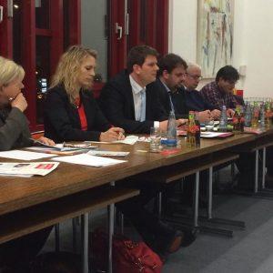 Runder Tisch zur Flüchtlingspolitik im Rhein-Erft-Kreis