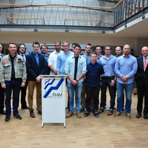 FHM Tec Pulheim Immatrikulationsfeier am 02.06.2015