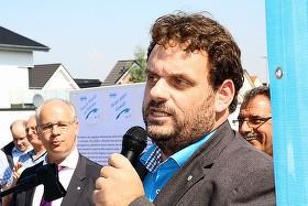 Guido van den Berg, SPD-Kreisvorsitzender im Rhein-Erft-Kreis und Landtagsabgeordneter in Düsseldorf