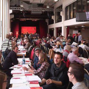 SPD-Kreisparteitag im Rheinforum Wesseling