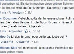 WDR-Aktivist Döschner beschimpft den Innenausschuss