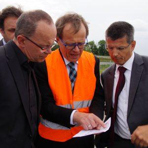 Guido van den Berg, Frank Sundermann, Michael Eyll-Vetter, Dr. Lars Kulik