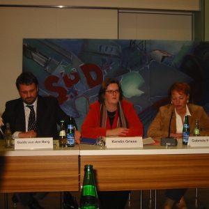 Guido van den Berg, Kerstin Griese, Gabriele Frechen