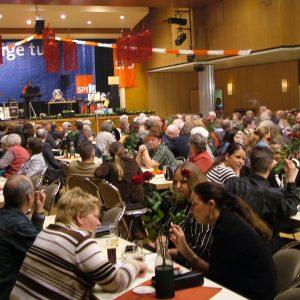 Traditionell gut besucht ist das Frühlingsfest der SPD-Elsdorf