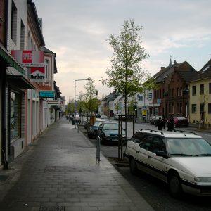 Köln-Aachener-Straße in Quadrath-Ichendorf