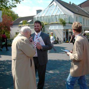 Info-Stand Bergheim