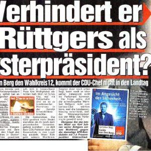 Bildzeitung 19.05.2005