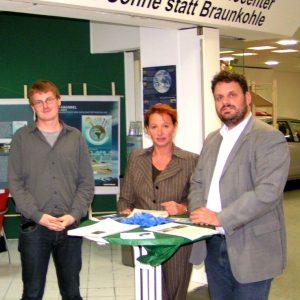 Rhein-Erft SPD besucht Greenpache in Grevenbroich