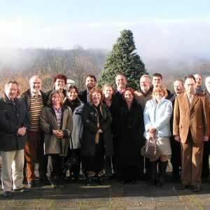 Klausurtagung der Rhein-Erft SPD 18.-19.11.2005 in Einruhr (Eifel)