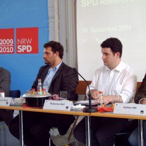 Prof. Karl Rudolf Korte, Guido van den Berg, Huberts Hei, Jochen Ott