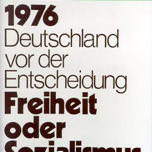 CSU-Plakat von 1976