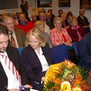 Guido van den Berg und Hannelore Kraft