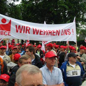 Demo vor dem Parteitag