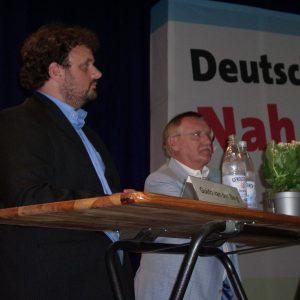 Guido van den Berg und Edgar Moron