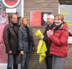 Wolfgang und Simone Krekiehn, Hans Krings und Heike Steinhäuser