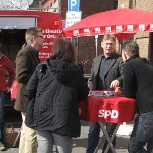 SPD in Stommeln