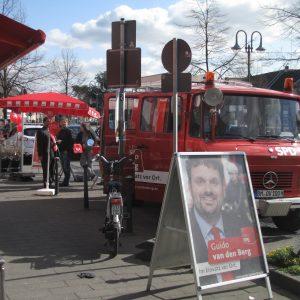 Feuerwehrauto von Guido van den Berg in Stomeln